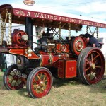Haddenham Steam Rally - Showmans Engine