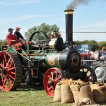 Haddenham Steam Rally - Traction Engine